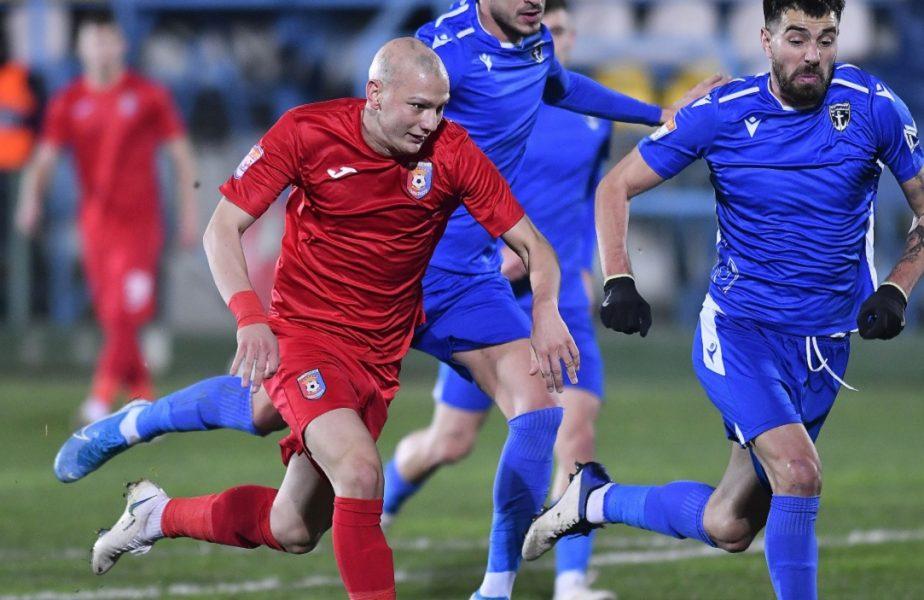 FC Voluntari – Chindia Târgoviște 0-0. Încă un meci fără gol primit pentru echipa lui Emil Săndoi