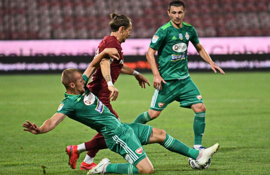CFR Cluj – Sepsi 0-1. Surpriză colosală în Gruia! Prima victorie din istorie a covăsnenilor împotriva CFR-ului