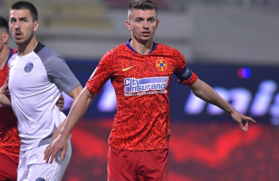 FCSB – Academica Clinceni | Florin Tănase, răspuns pentru Gigi Becali. A obţinut un penalty şi tot el l-a transformat din două încercări
