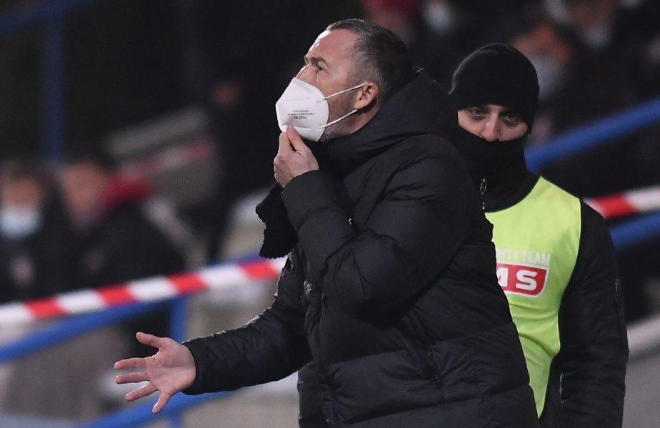 """Mihai Stoica, un nou atac după FCSB – Academica Clinceni 2-2. """"Arbitrii ne-au scos mingea din poartă"""". Mesaj vehement pentru contestatari: """"Nu ne ocupăm de mizerii!"""""""