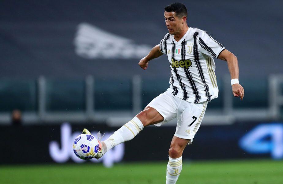 Anunţul făcut de Juventus despre Cristiano Ronaldo, într-un moment critic! Ce se întâmplă cu starul portughez