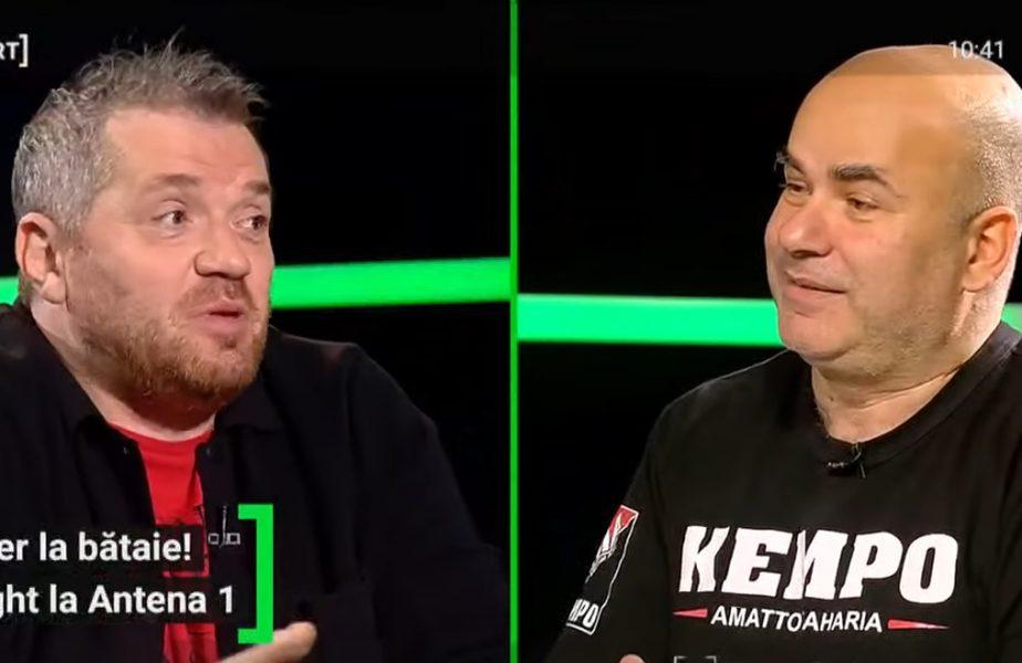 Amatto Zaharia şi Cătălin Oprişan