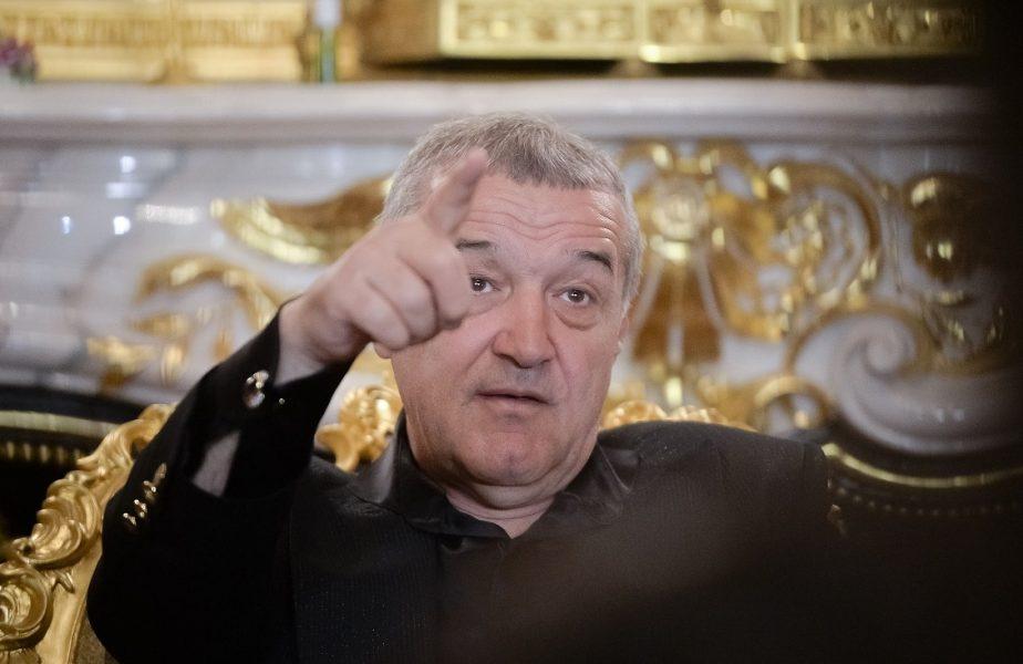"""Gigi Becali şi-a pierdut cumpătul după FCSB – Clinceni 2-2. """"Academica e echipa mea. Să-mi dea banii, cei 400.000 de euro!"""""""