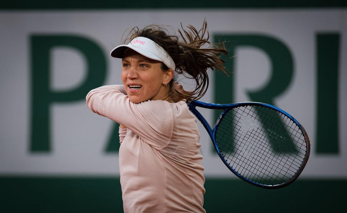 Patricia Ţig, WTA Roma