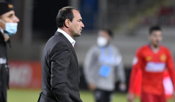 Ionuţ Badea, antrenor Astra