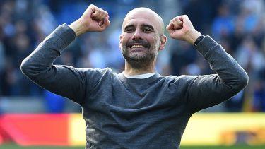 Pep Guardiola, fericit după ce Manchester City a devenit din nou campioana Angliei