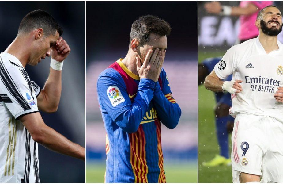 Real Madrid, Barcelona şi Juventus riscă excluderea din Liga Campionilor! UEFA a făcut anunţul oficial. Ce preţ vor plăti granzii Europei pentru înfiinţarea Super Ligii Europei