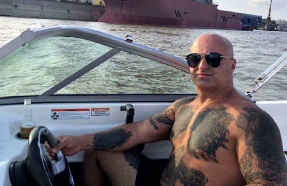 """Interlopul """"Dasaev"""", la detectorul cu minciuni! Este acuzat că a înjunghiat doi baschetbalişti americani. Ce au mai decis judecătorii"""