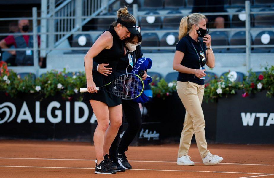 """Daniel Dobre a făcut un anunţ îngrijorător despre Simona Halep. """"Mai mult ca sigur nu va juca la Roland Garros"""". Verdictul medicilor"""
