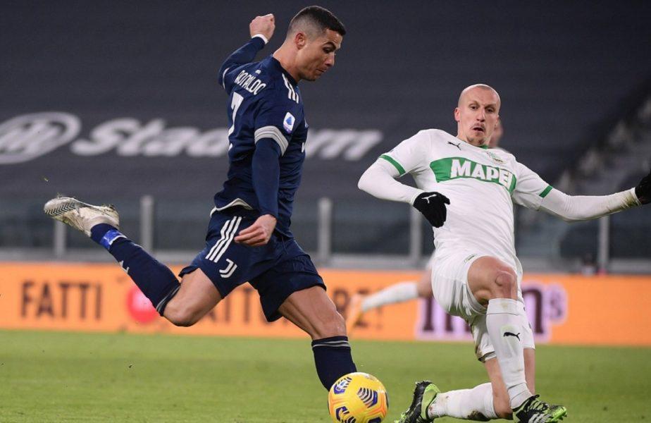 "Cristiano Ronaldo, golul 100 pentru Juventus! Vlad Chiricheș, umilit de vedeta bianconerilor. ""I-a rupt gleznele!"""