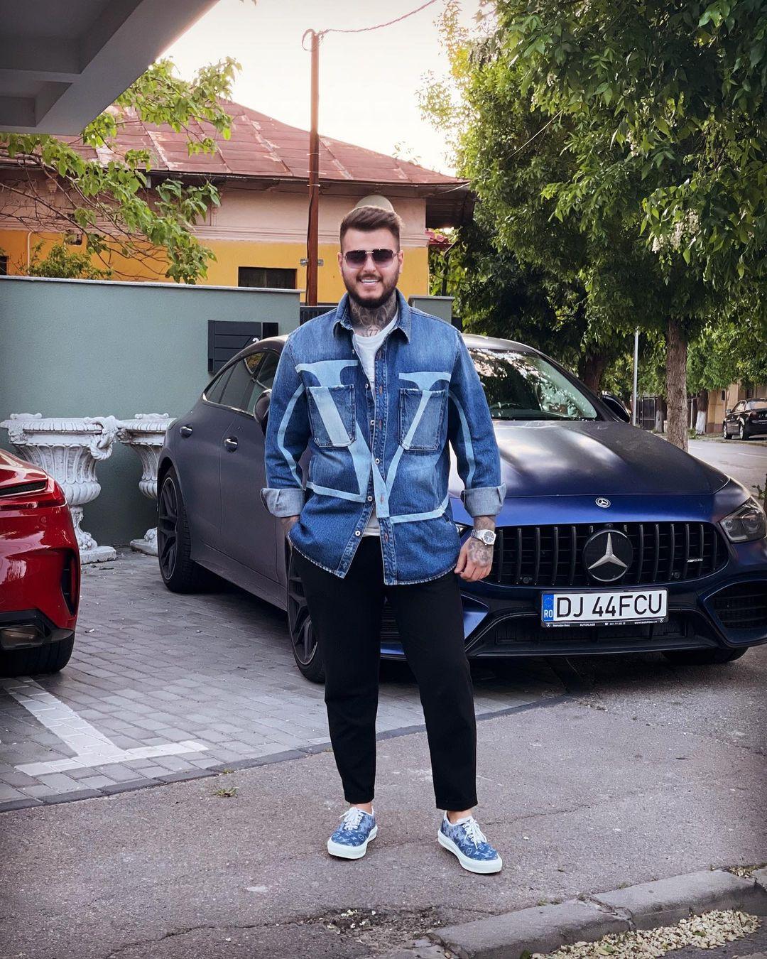 Adrian Mititelu Jr, probleme cu tatăl său / Instagram adrian_mititelu_junior