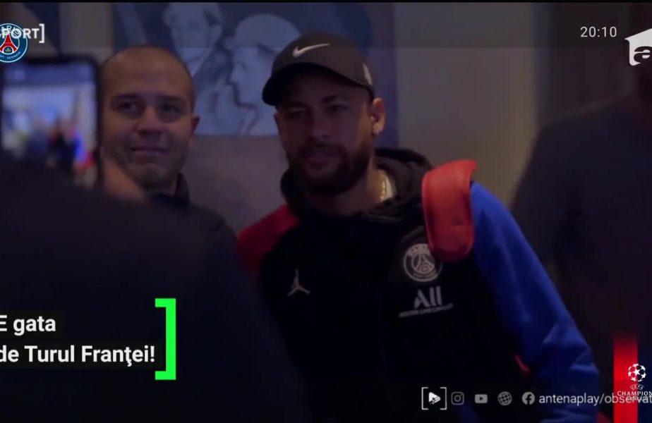 Neymar e gata pentru Turul Franței