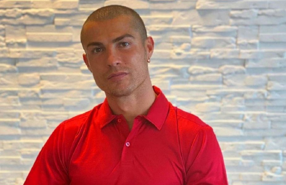 Cristiano Ronaldo, testat pozitiv cu Covid pentru a doua oară