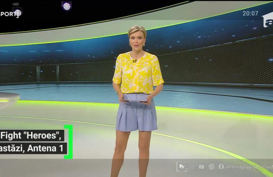 """iFight """"Heroes"""", la Antena 1"""