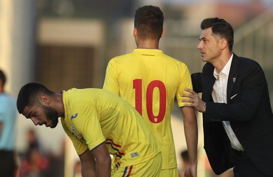 EXCLUSIV | Mirel Rădoi a anunţat cum îi va motiva pe tricolori. Care sunt şansele ca Ianis Hagi să poarte tricoul cu numărul 10!