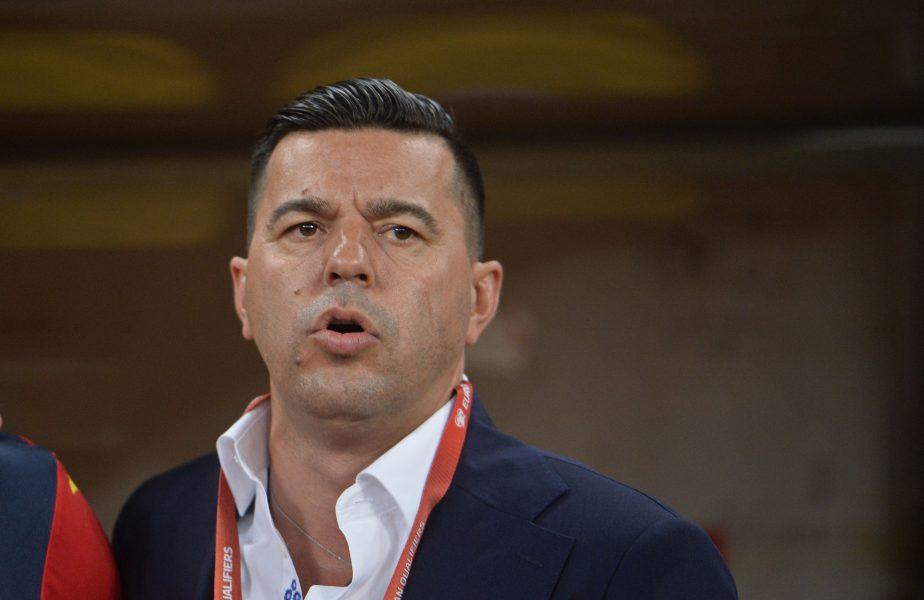 """EXCLUSIV   Cosmin Contra se întoarce la Dinamo? """"Mie îmi place să antrenez"""""""