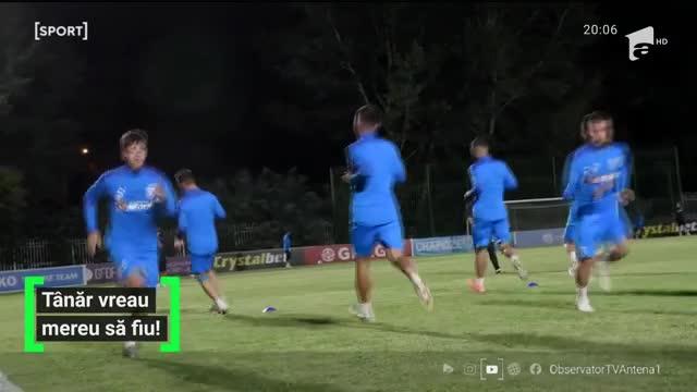 Tamaş vrea să joace în Europa cu U Cluj