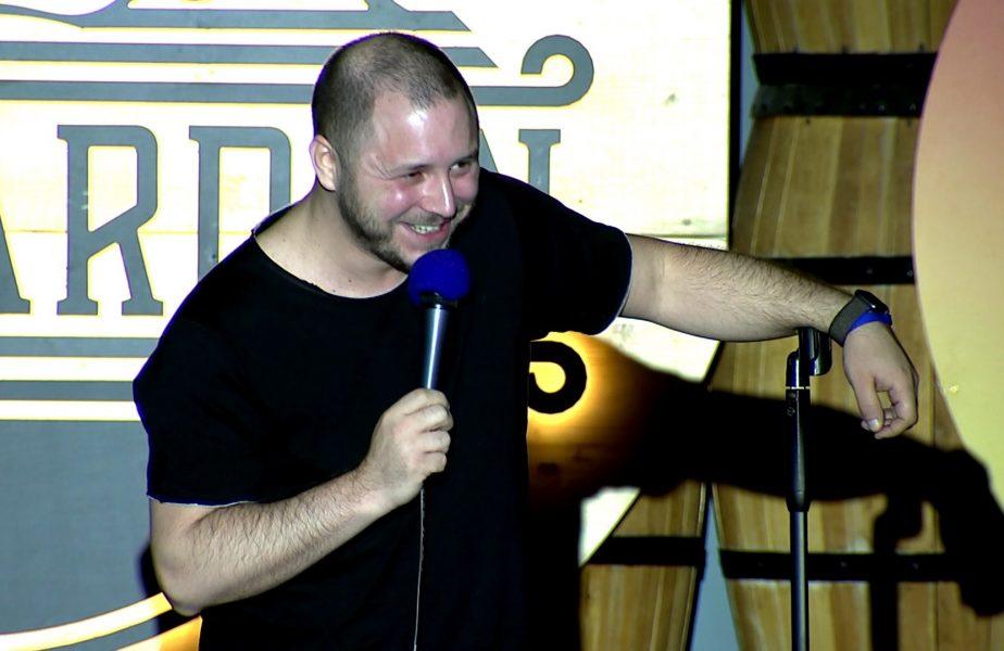 Hagi e rege și la stand-up comedy