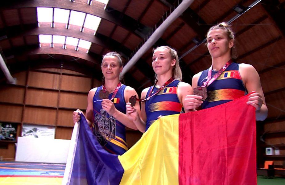 Fetele României au luptat pana s-au julit pentru medaliile de bronz, de la Europene