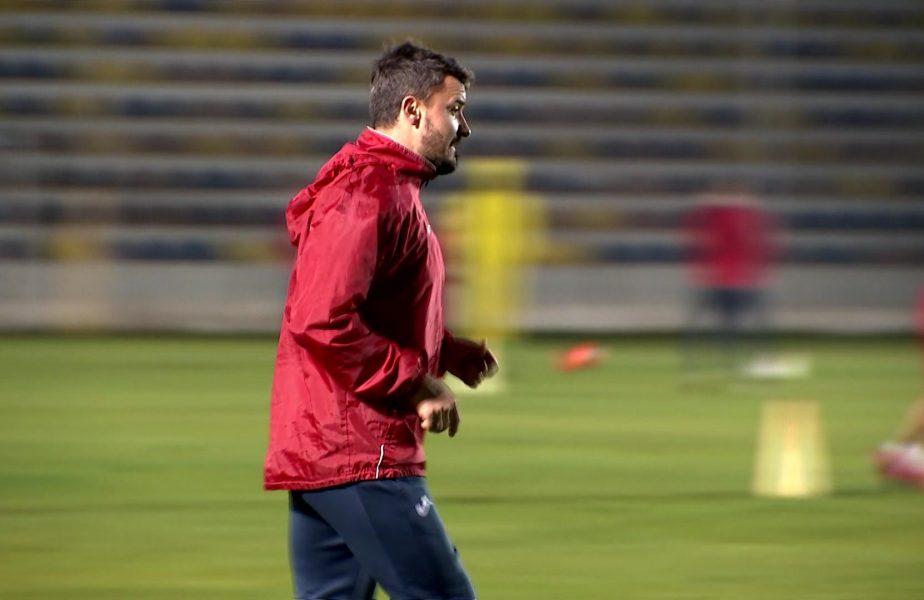"""Constantin Budescu, de la """"sărmăluță"""" la slim fit! Magicianul Astrei s-a întors gata de fotbal la reunire: """"Nimic despre FCSB nu este real"""""""