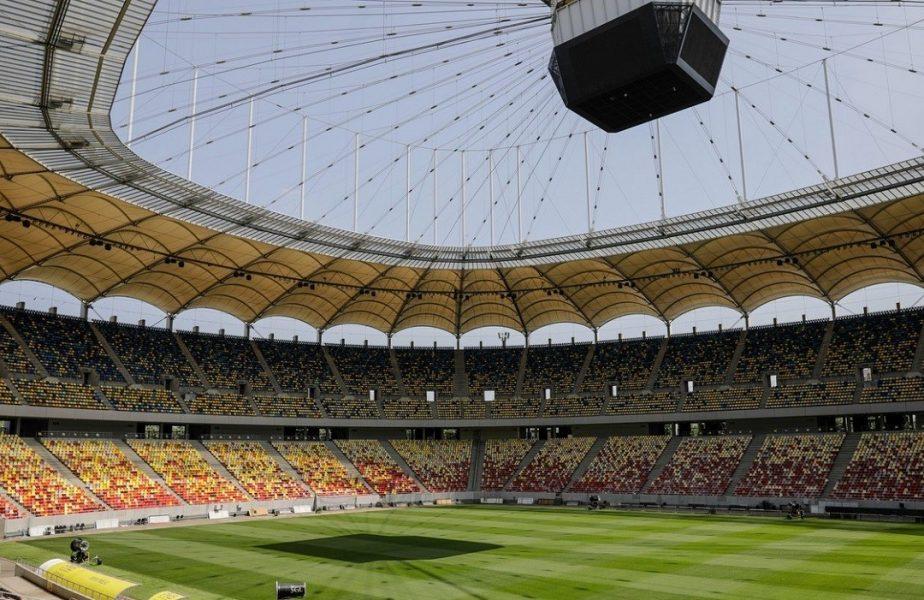 Pe Arena Naţională cade acoperişul! FCSB trebuie să se mute pentru ultimul meci din 2020. Burleanu le propune roş-albaştrilor o arenă de 2000 de locuri