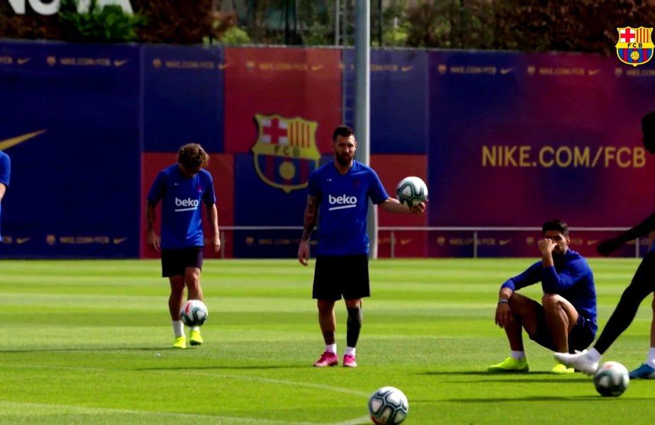 Messi, transfer la două echipe