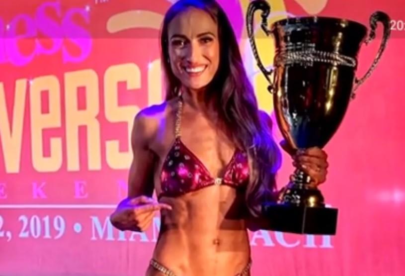 De cinci ori Miss Fitness Universe, Anca Bucur e însărcinată
