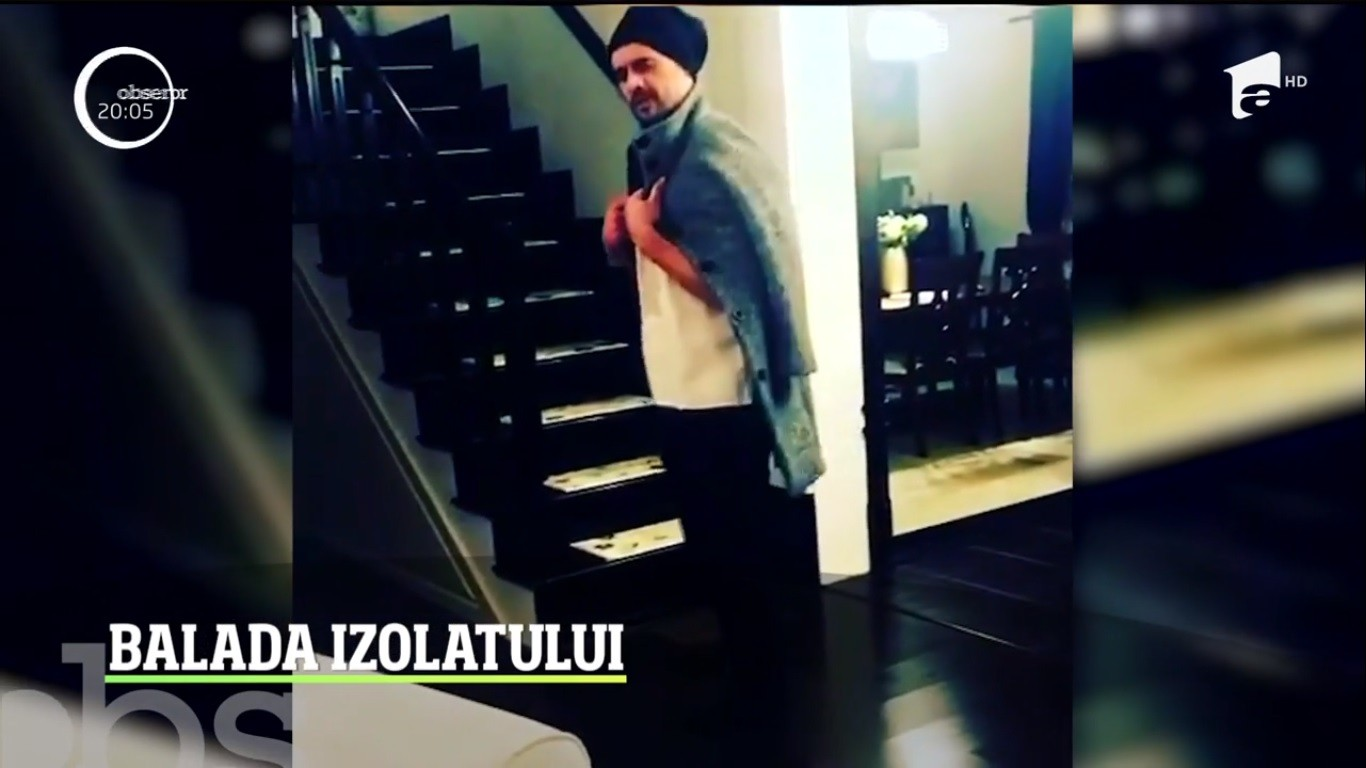 Handbalistul Răzvan Gavriloaia baladă lui Raed Arafat!