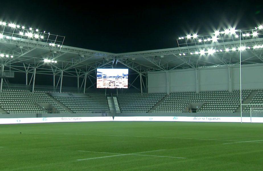 """VIDEO   Să vină EURO la Bucureşti! Stadionul Arcul de Triumf a fost inaugurat. """"Sunt puţine arene care au astfel de dotări"""""""