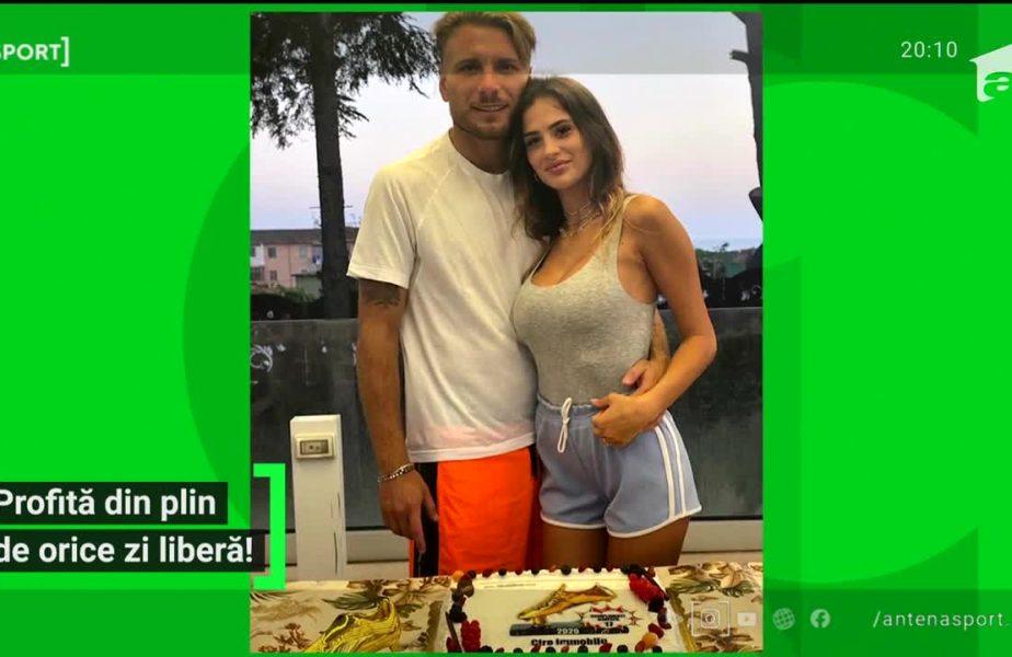 Ronaldo a sarbatorit titlul si la o cina romantica cu iubita lui, Georgina