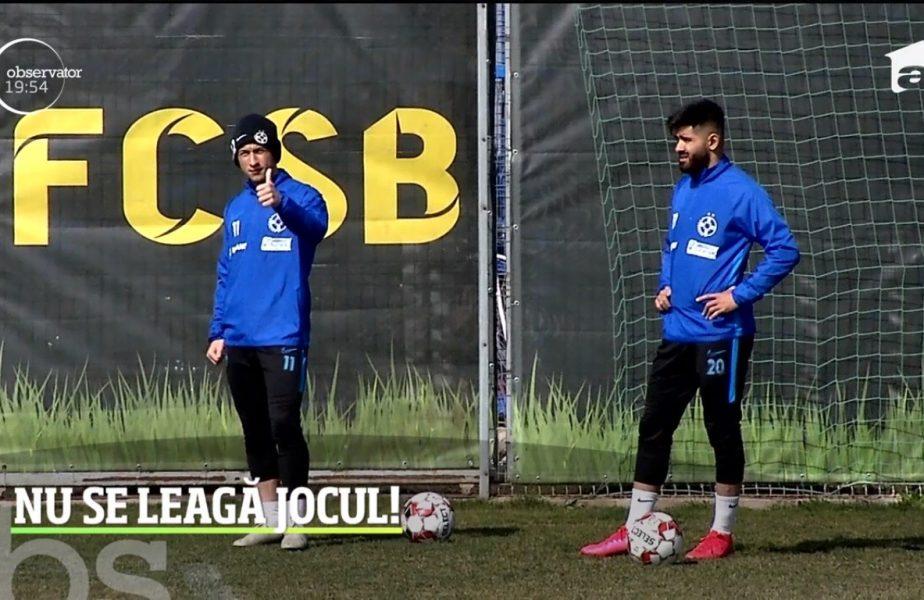 Ministerul de Interne îi transmite lui Becali să uite de carantină fotbaliștilor în baza de la Berceni