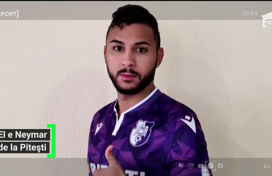 FC Argeș și-a luat atacant din Brazilia