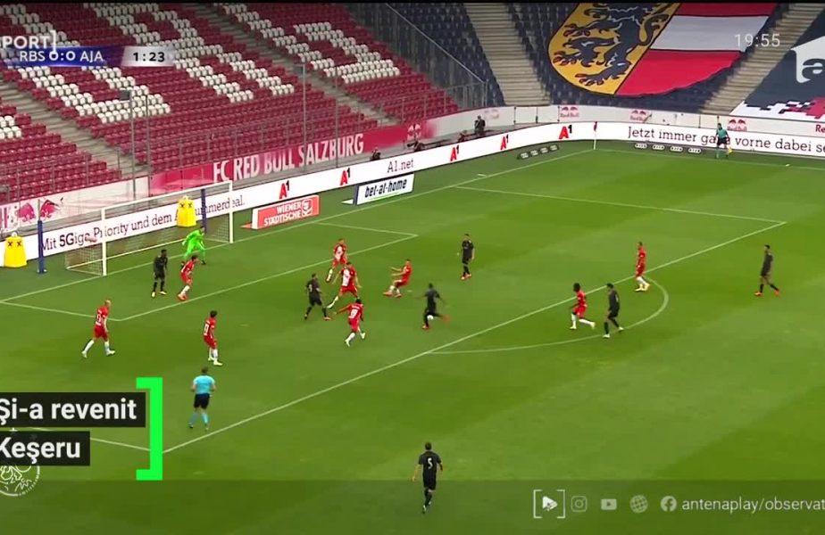 Răzvan Marin are zilele numărate la Ajax!