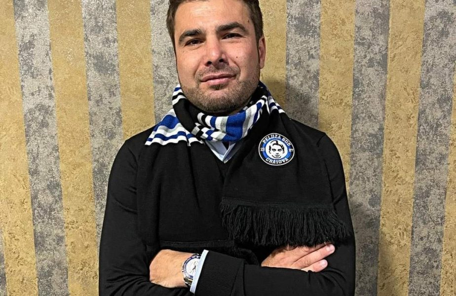 Adrian Mutu, primele transferuri la FC U Craiova