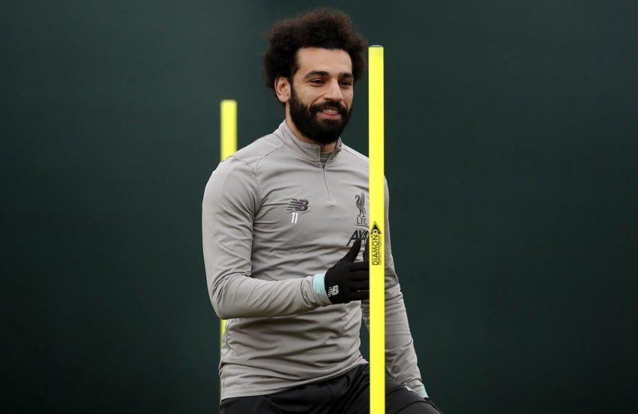 Mohamed Salah, implicat în lupta cu Covid-19. Starul lui Liverpool nu are timp de odihnă!