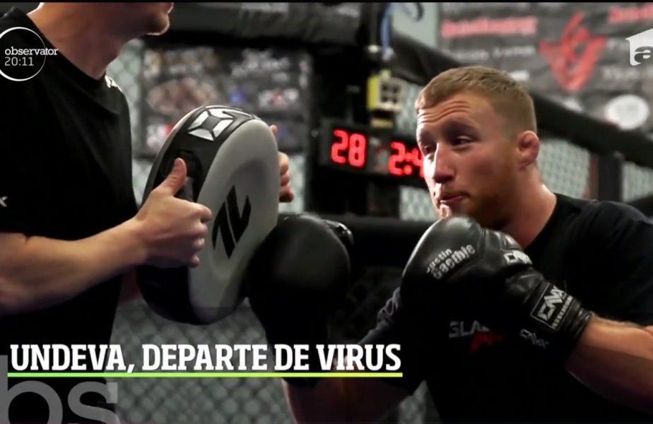 Pandemia blochează sportul! Nu și luptele în cușcă! Cea mai așteptată gala din UFC se ține într-o locație secretă!