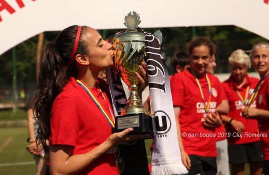 Teodora Meluță le spune nu fotbaliștilor! Cu cine ar ieși jucătoarea la o cină romantică