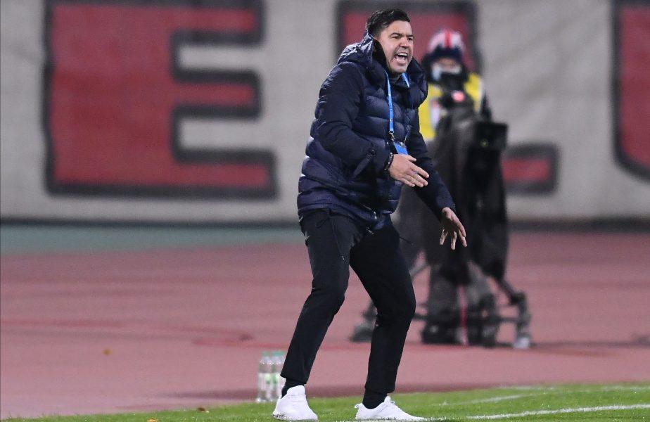 Contra și-a luat adio de la Dinamo