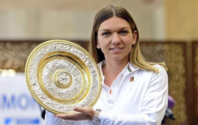 EXCLUSIV | Simona Halep, pedepsită de ziua copiilor! Ce a trebuit să facă campioana de la Wimbledon