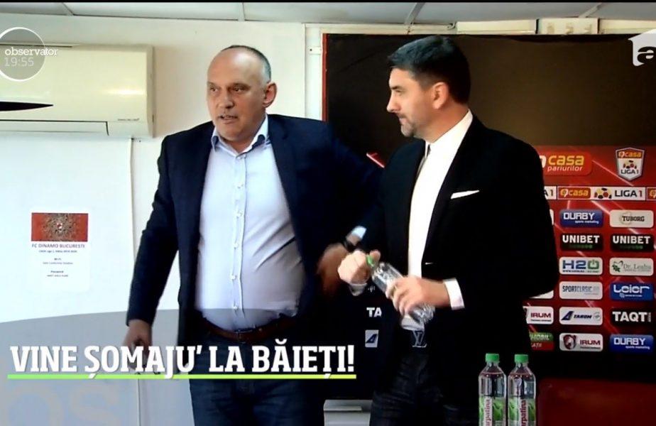 Danciulescu susține că de 10 zile au nevoie jucatorii ca sa poata rezista un meci