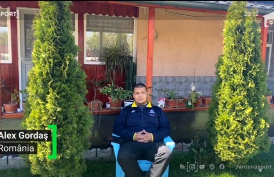 Doi rugbişti români s-au facut grădinari în izolare