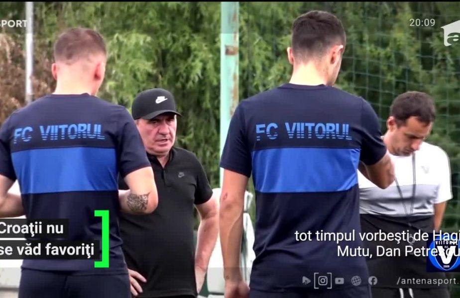Croații se văd favoriți