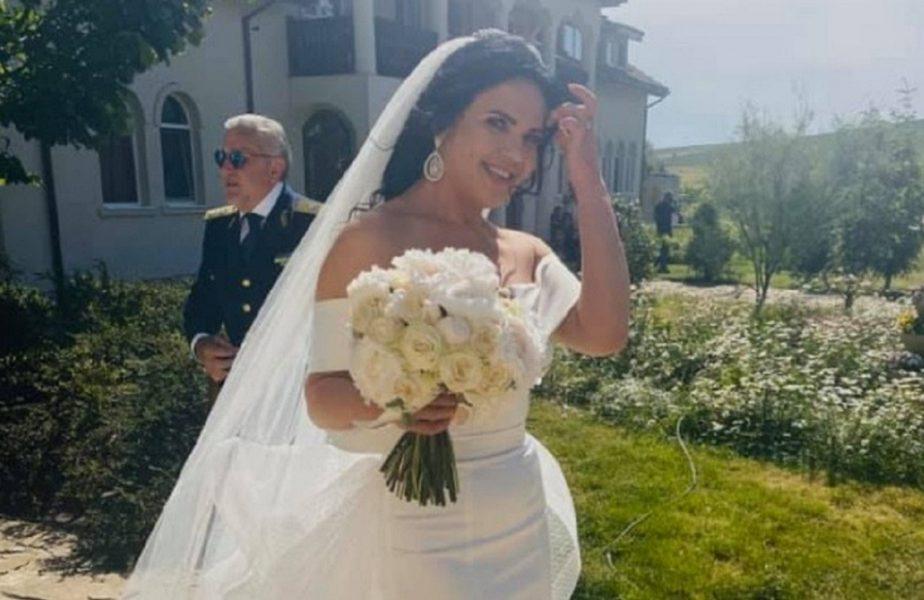 În pragul divorţului, Ilie Năstase s-a însurat la 73 de ani! Ciprian Marica i-a fost naş, la Techirghiol