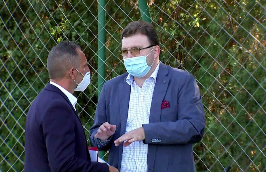 """Dinamovistii scapă de Cortacero! """"Regele cărnii de pasăre"""" vrea să fie şef peste câini. Spaniolul se lasă convins cu un milion de euro"""