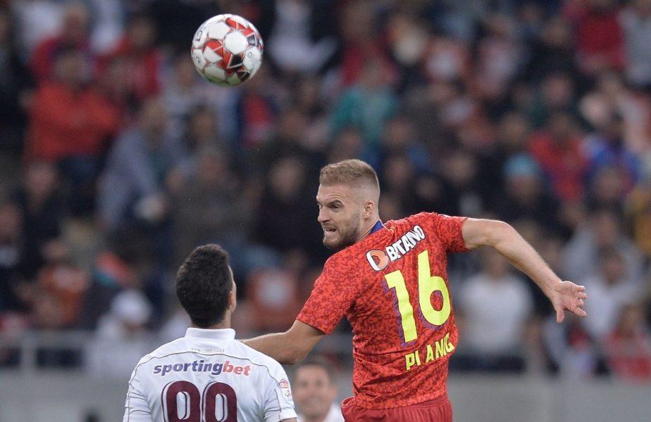 """EXCLUSIV   Gigi Becali mută în apărare! Un fost campion vrea să revină la FCSB. """"România e casa mea"""""""