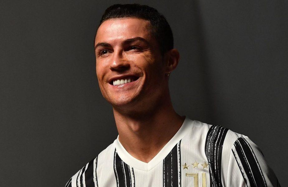 Ronaldo a pierdut duelul pentru Gheata de Aur cu Immobile! Dar nu e trist!