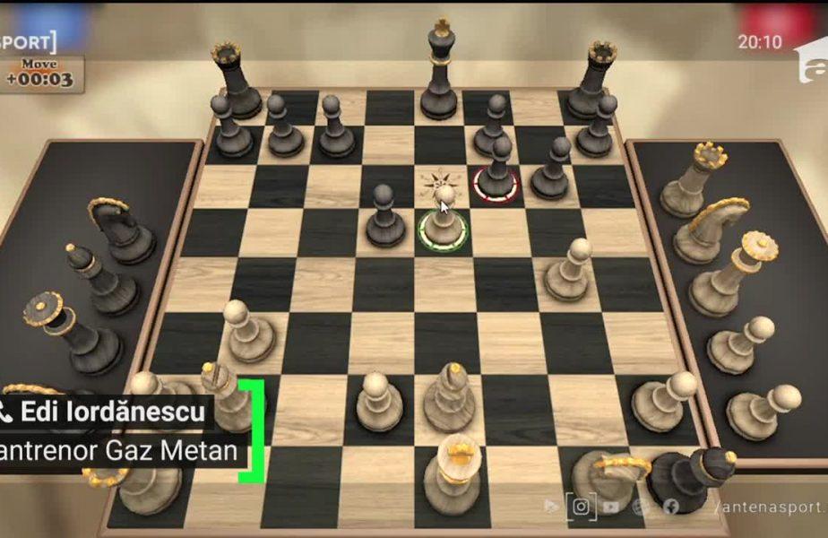 Familia Iordănescu, turneu de șah în izolare