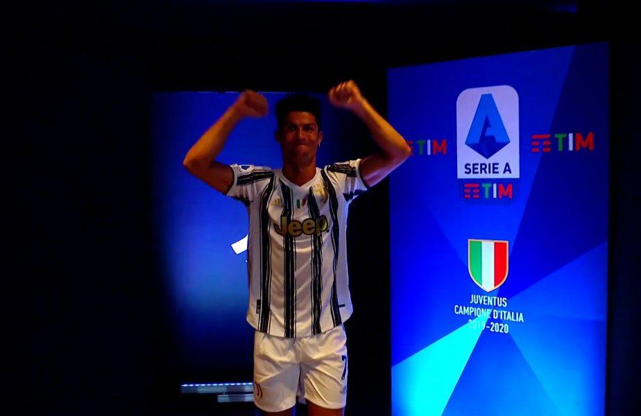 Ronaldo, inca un an la Juventus