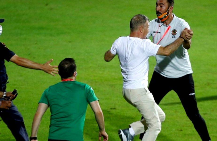 Preşedintele lui Trabzonspor a vrut sa-i ia la bataie pe rivali