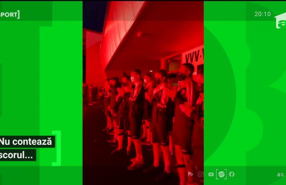 Şi ce dacă i-a umilit Ajax? Fanii lui Venlo au arătat ce înseamnă să fii cu adevărat suporter